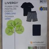 Мужская пижама Livergy®, размер евро 48/50, в коробке. (замеры в описании)