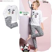 Пижама для дома и для сна Disney Tchibo (Германия) размер 98-104