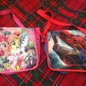Яркие сумки Spiderman / MyLittlePony