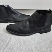 Фирменые Livergy деми челси ботинки Германия р евро 44