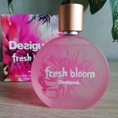 Оригинал!! Испания, Desigual Fresh Bloom, 5мл, нежный, летний !