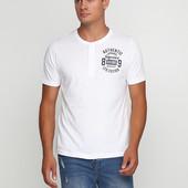 Стильная мужская футболка Livergy Германия размер L (52/54)