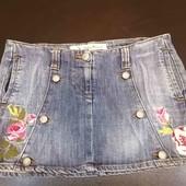 Юбка джинсовая женская.