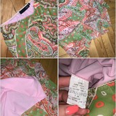 Отличная!!! Юбка шифон с подкладкой + майка и футболка в подарок! Замеры