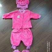 Тепленький комплект для новорожденных