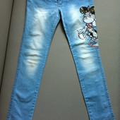 Очень крутые джинсы из Америки. Р-р 40 (46). Состояние отличное.
