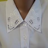 Нарядная рубашка, блуза. очень красивая в идеале. ХХЛ.