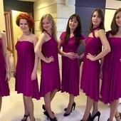 Новое Платье-Трансформер от Орифлейм (7 новых модных образов в одном платье)