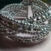 Очаровательный серебряный браслет