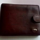 кожаное портмане.12,5 - 9,7 см.
