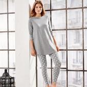 Хорошие женские штаны для отдыха и дома р. 36/38 евро Tcm Tchibo