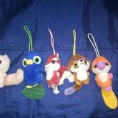 Іграшки з McDonald's
