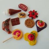 Іграшкова їжа для ляльки все з фото 1