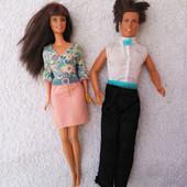 Барби и Кен оригинал Mattel - 2 куклы одним лотом! Читайте описание!!!