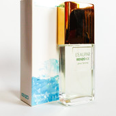 Распродажа!!! Kenzo l'Eau Kenzo pour Femme 40 ml. Новый! запечатан!