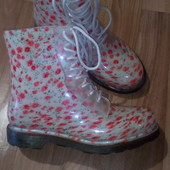 Итальянские силиконовые ботиночки Bata