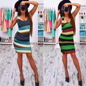 Платье с драпировкой, 42-46 р,цвет зеленый