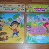 Выбор супер мам: магнитные пазлы от Vladi Toys. Один на выбор. 3-5лет