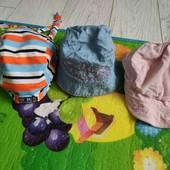 шапочки панамки