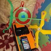 лот для мальчика. телефон много звуков и мелодий.