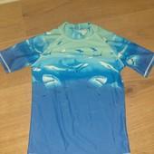 Next футболка для купания с защитой от уф 8лет