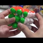 Развивающиеся головоломки Кубик Рубика в котором вместо квадратиков шарики что необычно и интересно