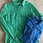 2 отличные рубашки S