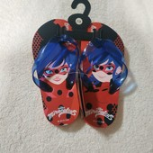 Вьетнамки Ladybug ⚠️ Disney 27/28, 29/30, 31/32 и 33/34
