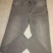 стильные мужские джинсы, слим фит, от Livergy.