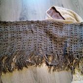 два модных шарфа одним лотом
