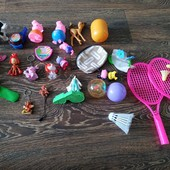 Лот игрушек 3