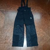 Отличные функциональные бренд.лыжные брюки-комбез Rucanor,Франция,152 раз