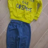 Пакет вещей костюмы,кофты,джинсы 12-18 года мальчик