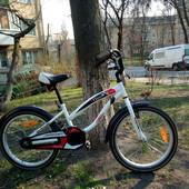 Велосипед подростковый диаметр кол.20