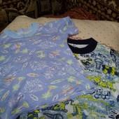 Пижама+две футболочки,смотрите замеры