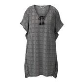 Стильная блуза-туника, парео для пляжа от Tchibo (Германия), 44/46 евро