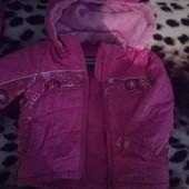 курточка 3-4года