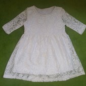 Красивое платье на девочку 3-4 годика