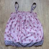 Летняя интересная блуза или топ