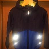 Куртка, ветровка р. 7-8 лет 128 см, Rebel by Primark. состояние от
