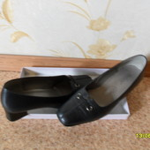 Продам кожаные туфли Gabor 37-й р-р