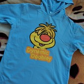Фирменная футболочка, 100% Коттон, на 10-13лет,замеры
