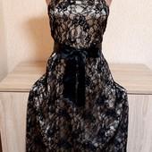 Шикарное платье кружево Orsay!