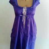 Классное √√ яркое лавандовое лёгкое платье ,хорошее качество и состояние.