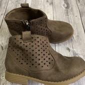 Новые Деми ботиночки Lupilu 26 размер, 17 см стелька
