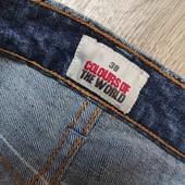 Летние джинсовые шорты, с/м ( 38 евр.) наш 42