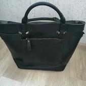 Итальянская кожаная сумка - OVS!!!