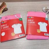 Германия!!! Лот из яркой, крутой футболки для девочки! 86/92 или 98/104 на выбор!