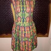 Платье-сарафан ZARA.