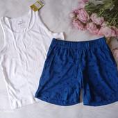 Піжама або домашній костюм Pepperts, майка+шорти *** рр. 122/128